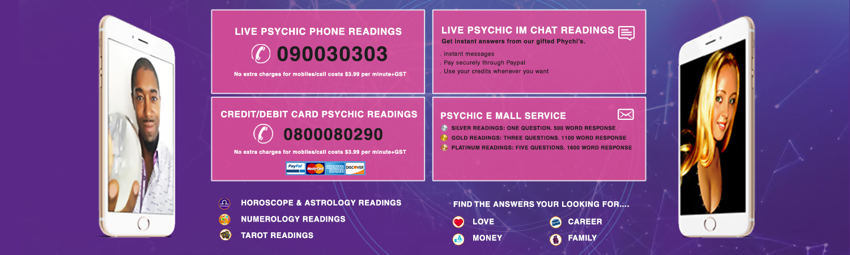Crystal Ball Glazer psychic Reading